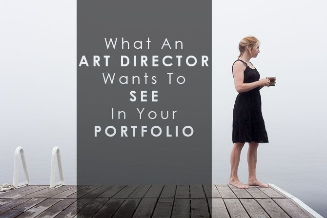 What an art director actually wants to see in your photography portfolio - interview with art director and designer Corissa Bagan