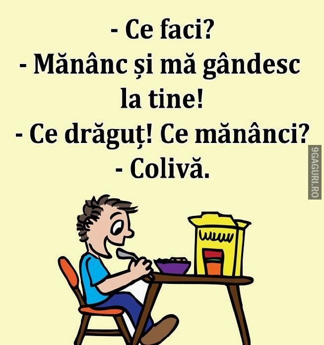 Mă gândesc la tine Link Postare ➡ http://9gaguri.ro/media/ma-gandesc-la-tine