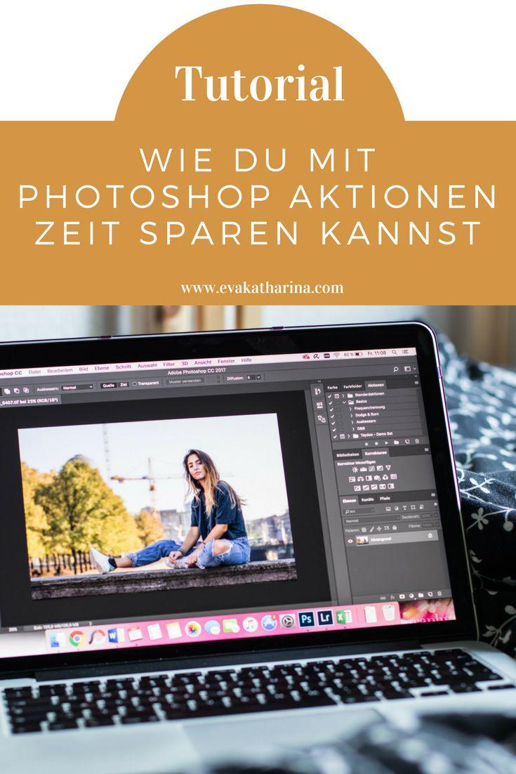In diesem Tutorial erkläre und zeige ich, wie man sich eigene Photoshop Aktionen anlegt und sie verwendet und außerdem wie man fremde Aktionen in Photoshop importiert. Dadurch lässt sich jede Menge Zeit sparen.