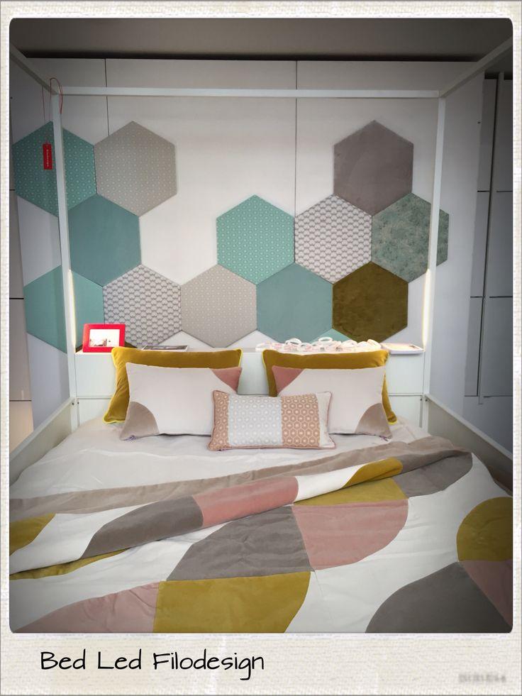Bed Led at Milan Design Week 2015 Ventura Design District