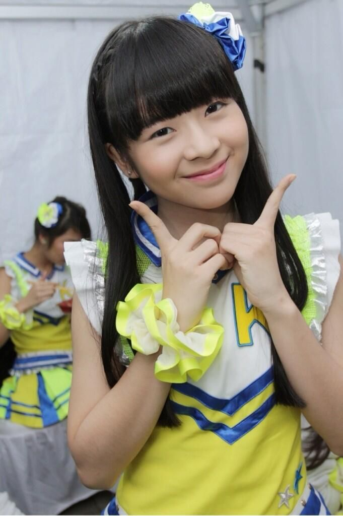 Cindy Yuvia Team KII