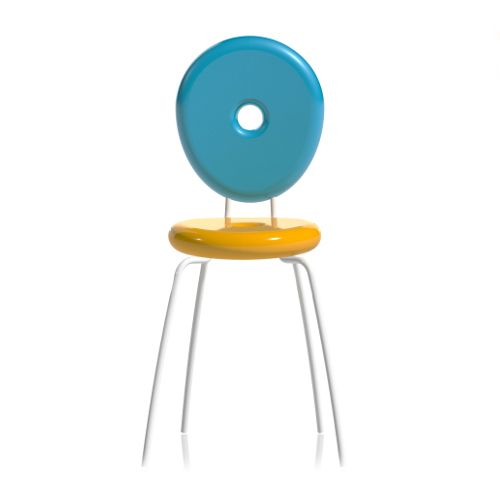 Ping Pong Pang Chair by Serralunga #exclusive #interior #interiordesigner #corefurnitureconcepts