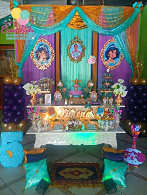 Princesa Jazmin Econofiestaiquitos In 2019 Jasmine