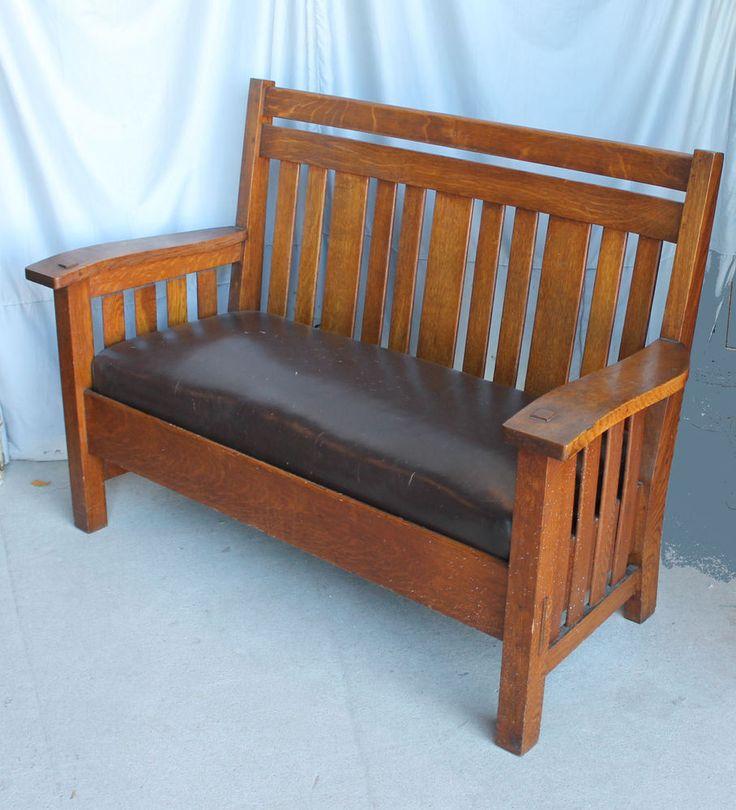 Antique Mission Oak Furniture Antique Furniture