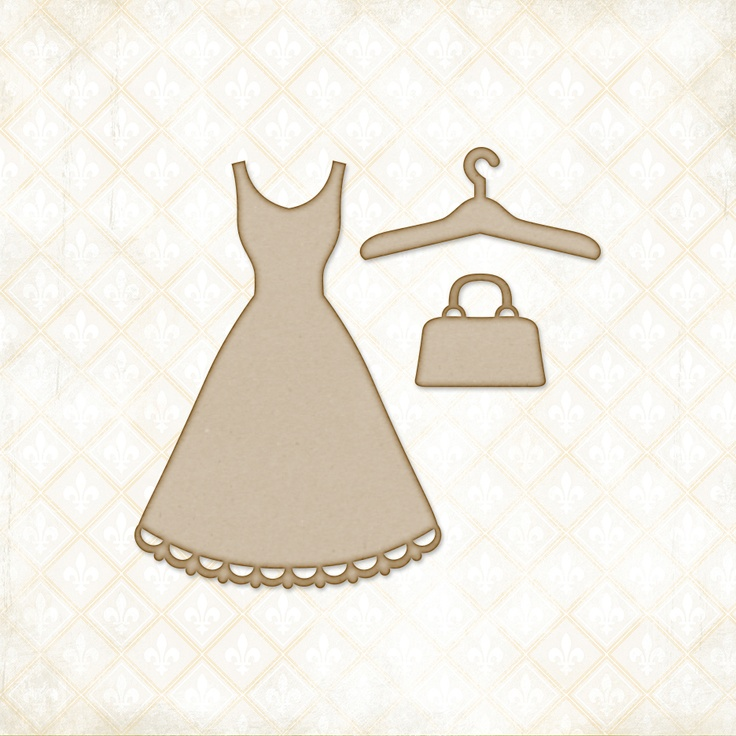 Brianna's Dress Set- would be so fun to work with...
