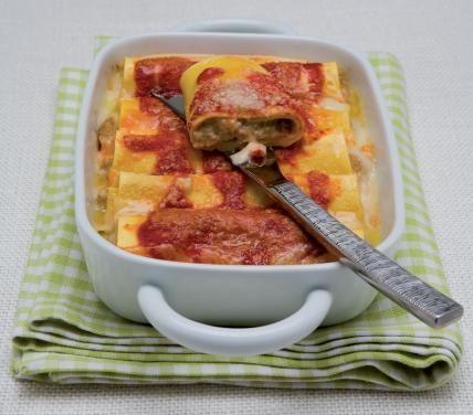 Cannelloni di scrippelle abruzzo cucina abruzzese for Abruzzese cuisine