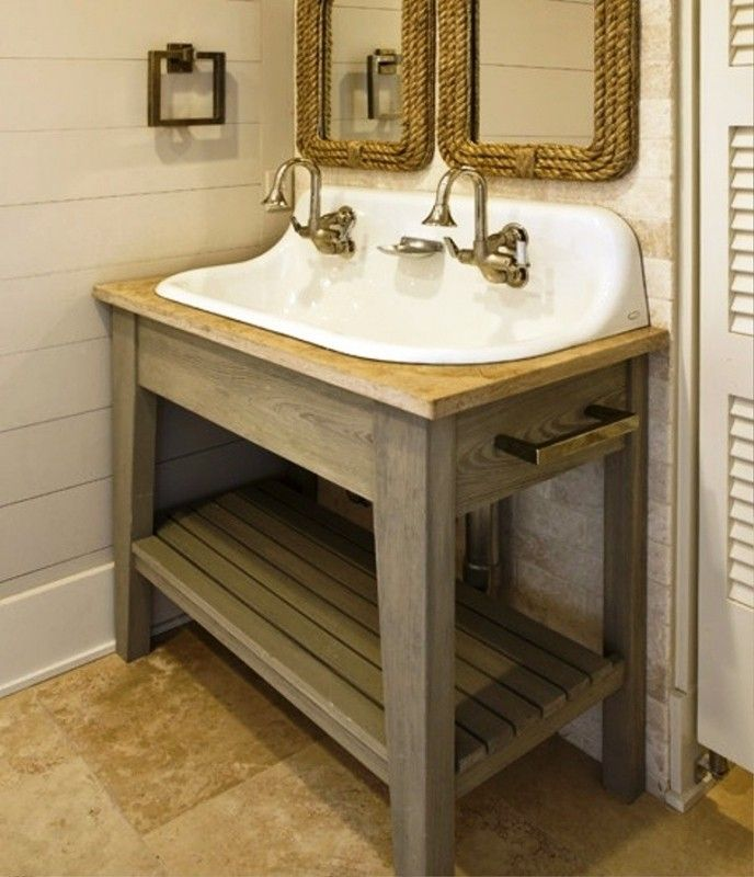 46 best outside showers images on pinterest outdoor for Outdoor vanity sink