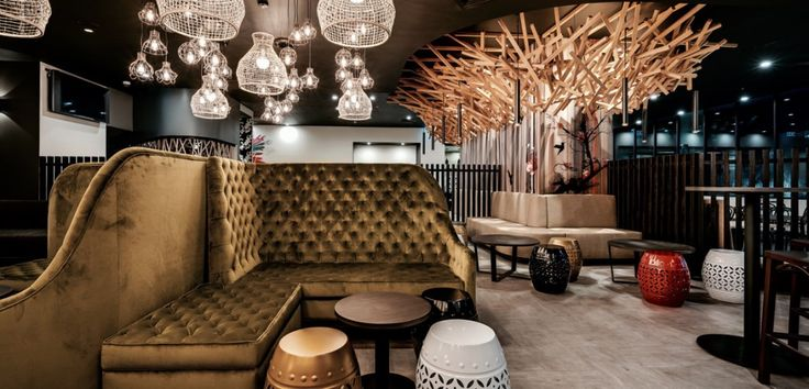 Nest Restaurant and Bar opens in Roma Street in the Brisbane CBD, serving up traditional Asian food with a twist.