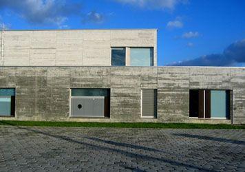 Centro de Saúde Os Mallos | Noguerol + Díez | A Coruña (1998)