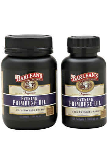 Evening primrose oil is used for conditions affecting women's health, such as breast pain.