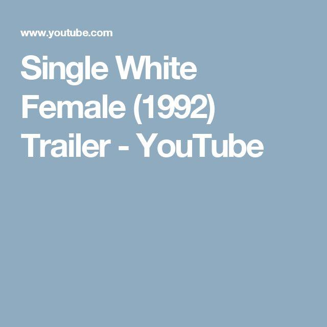 Single White Female (1992) Trailer - YouTube