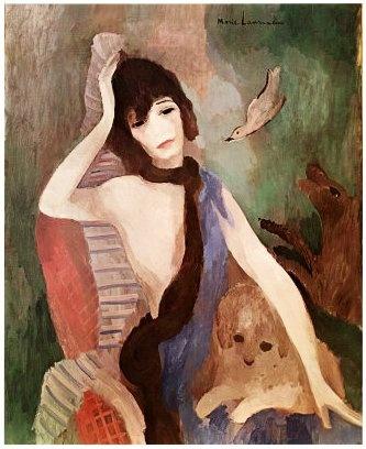 Marie Laurencin: Portrait