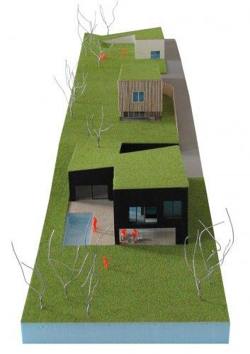 Houses In Rybnik / Jojko+Nawrocki Architekci | ArchDaily