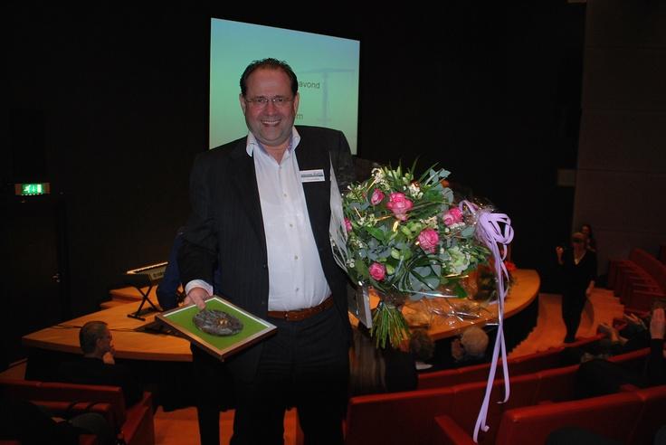 Mondial Kattenberg Verhuizing ontvangt Vrijwilligersprijs 2011
