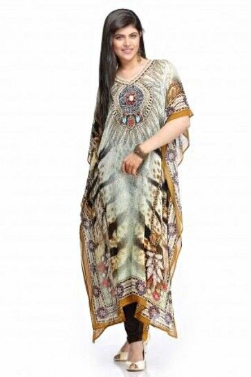Shop trendy Kaftans online at the best price from the best ethnic store WishAlley