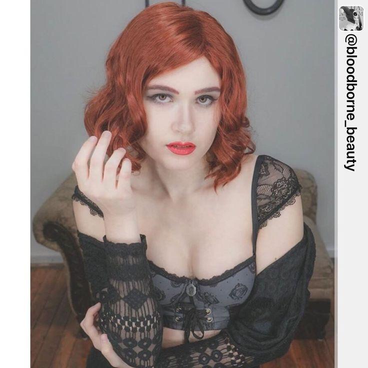 #Regram from @bloodborne_beauty  PC: @iam_honja  Youll find I am poisonous.    : @iam_honja  #blackwidow #blackwidowcosplay #cosplay #cosplayer #girlswhocosplay #cosplaygirl #marvelcosplay #marvelcosplayer #natasharomanoff #agentsofshield #civilwar #boudoircosplay #boudoir #redhead #hotcosplay #marvelhero #sexycosplay #antman #avengers