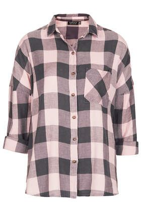 Oversized Check Shirt - New In This Week - New In