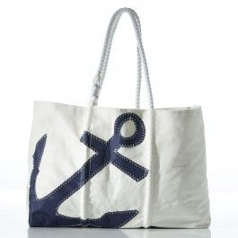 Sea Bags - Maine Made in the USA from recycled sails.