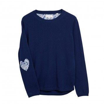 Liberty Patch Sweater