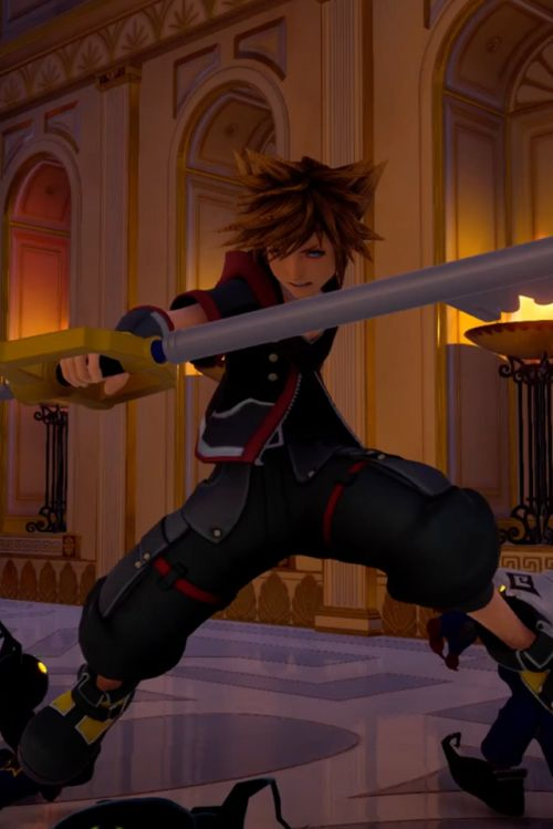 Kingdom Hearts III. I'm so glad weapons transformation isn't so dominant as before! Now it seems like one out of many battle options!