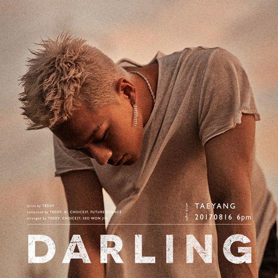 「BIGBANG」SOL、タイトル曲は「DARLING」! Teddyと3年ぶりの再会-韓国音楽(k-pop)