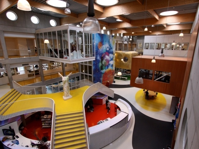 School Design | Educational Spaces | Niekee - Roermond -school architecture
