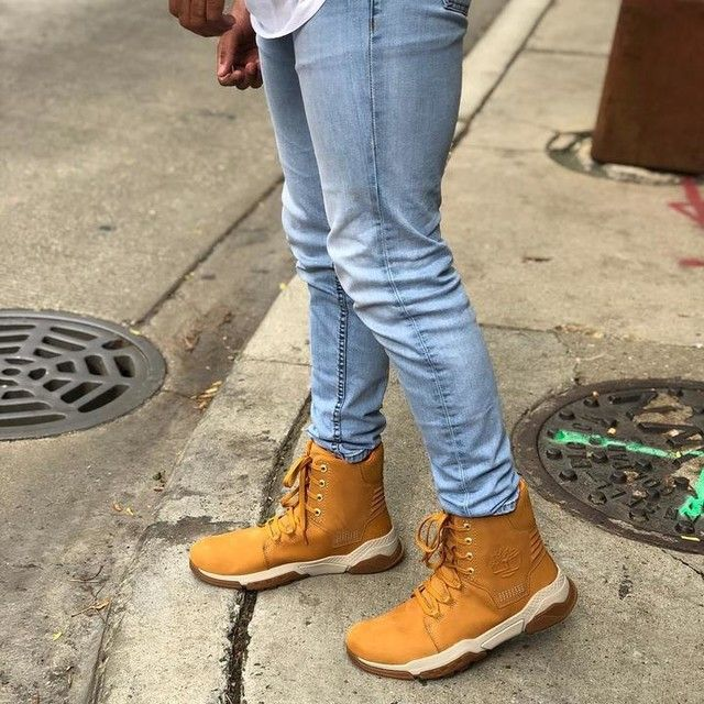 be26c360add The City Force.....For Whatever Road You're On! #timberland #chicago ...
