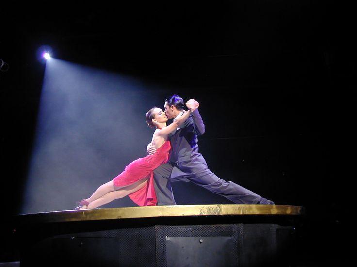 dance Tango, Buenos Aires