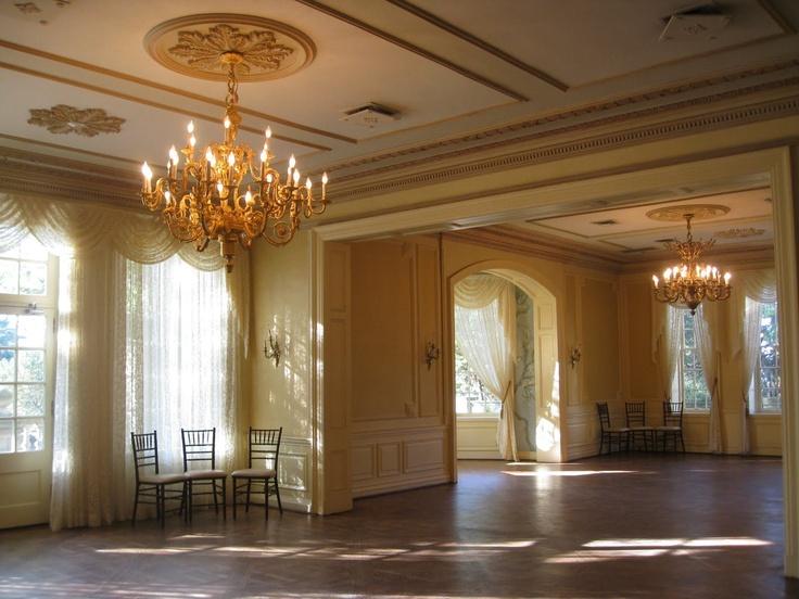 Indoor Reception Area at Graydon Hall (Case Study)