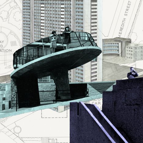 Assemble to fill RIBA gallery with Brutalist Playground