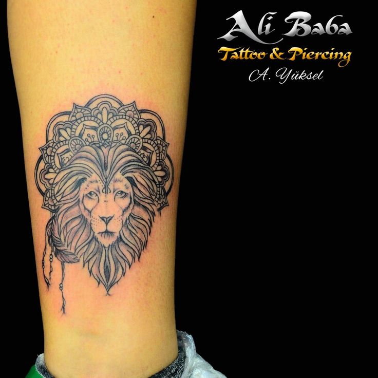 Bodrum dövme dovme bodrum tattoo lion tattoo aslan dövmesi mandala tattoo mandala dövmesi ali baba tattoo bodrum ali yüksel body art vücut süsleme