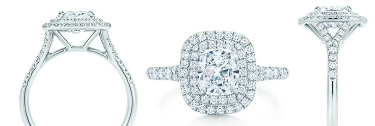 Tiffany & Co  Tiffany Soleste engagement ring.... ill take this in 1.5-1.7 cts please.... thank u lol <3