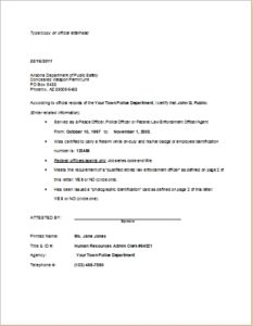 Eviction Letter Download At HttpWwwTemplateinnComOfficial