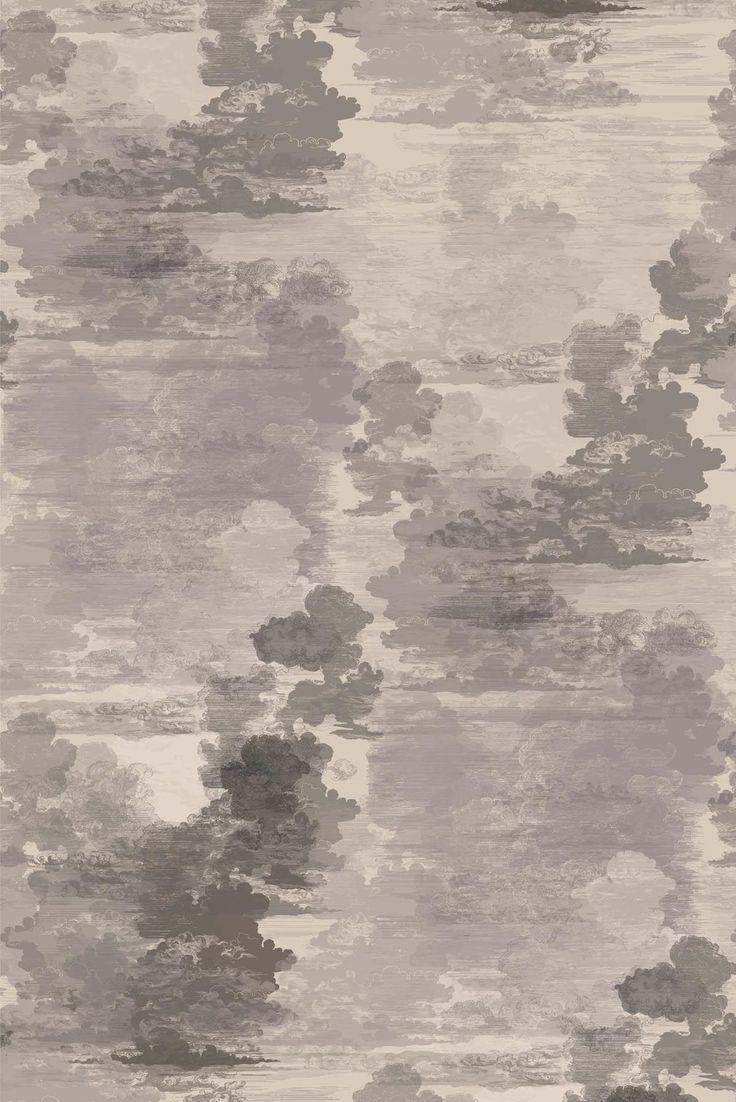 Timorous Beasties Fabric - Cloud Toile
