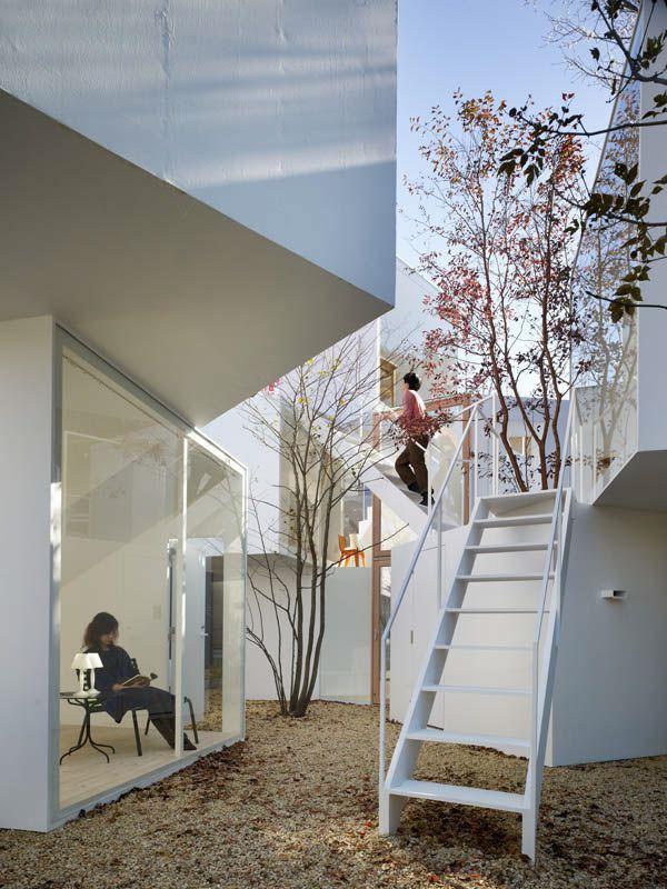 House before House by Sou Fujimoto: Architecture Interiors, Exterior Design, Futuristic House, Architecture Ideas, Sou Fujimoto, Interiors Exterior, Architecture Precid, P1 Inspiration, Details Inspiration