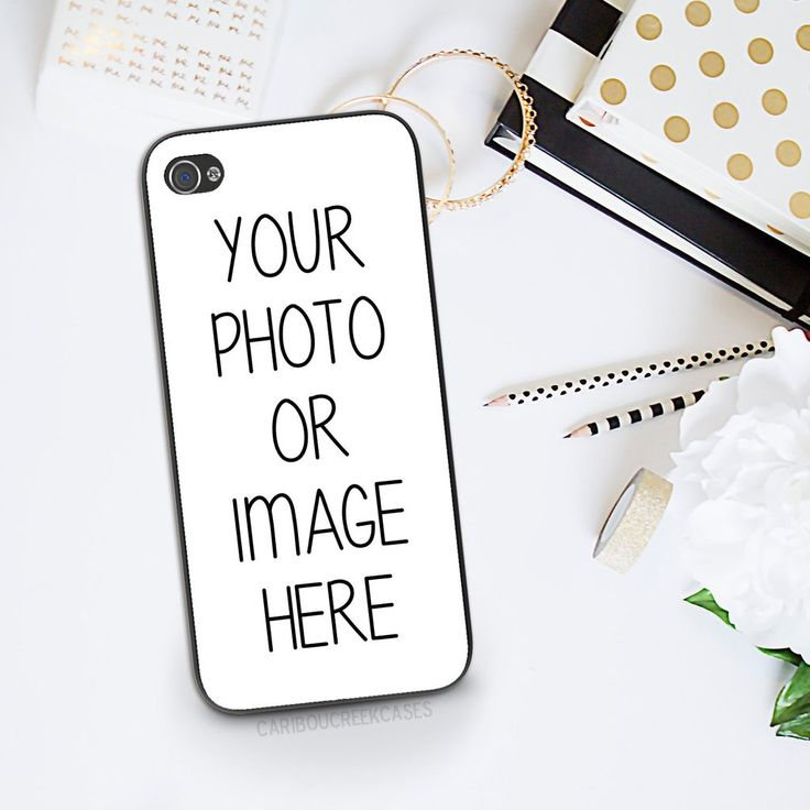Custom Photo Phone Cover - custom iphone 5s cover - Create your own phone cover - iphone 4s custom phone cover - iPhone 6 Custom Photo Gift