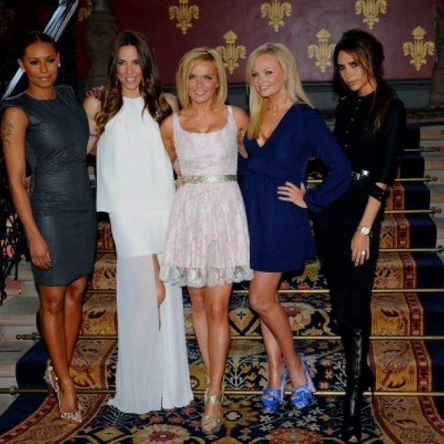 Spice girl are coming back
