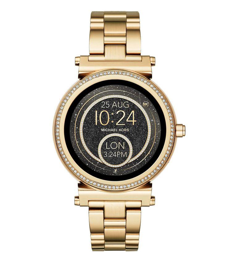 Michael Kors Access Sofie Pav Smart Watch #Dillards