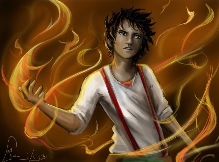 Percy Jackson Fan Art Wallpaper 1000+ images ab...