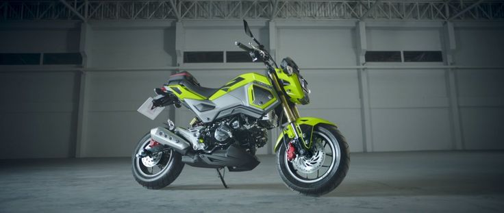 Custom 2016 Honda MSX 125 Accessories Review / Specs - Grom Changes Coming to the USA? | Honda-Pro Kevin