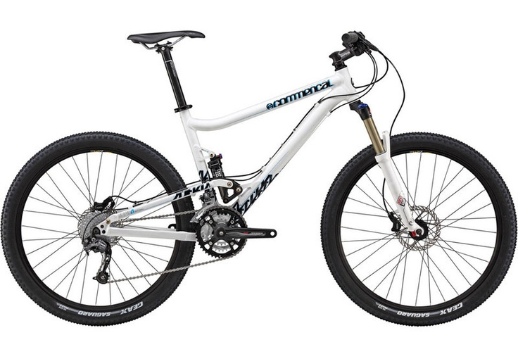 Commencal Super 4 Comp 2011 | BikeExchange