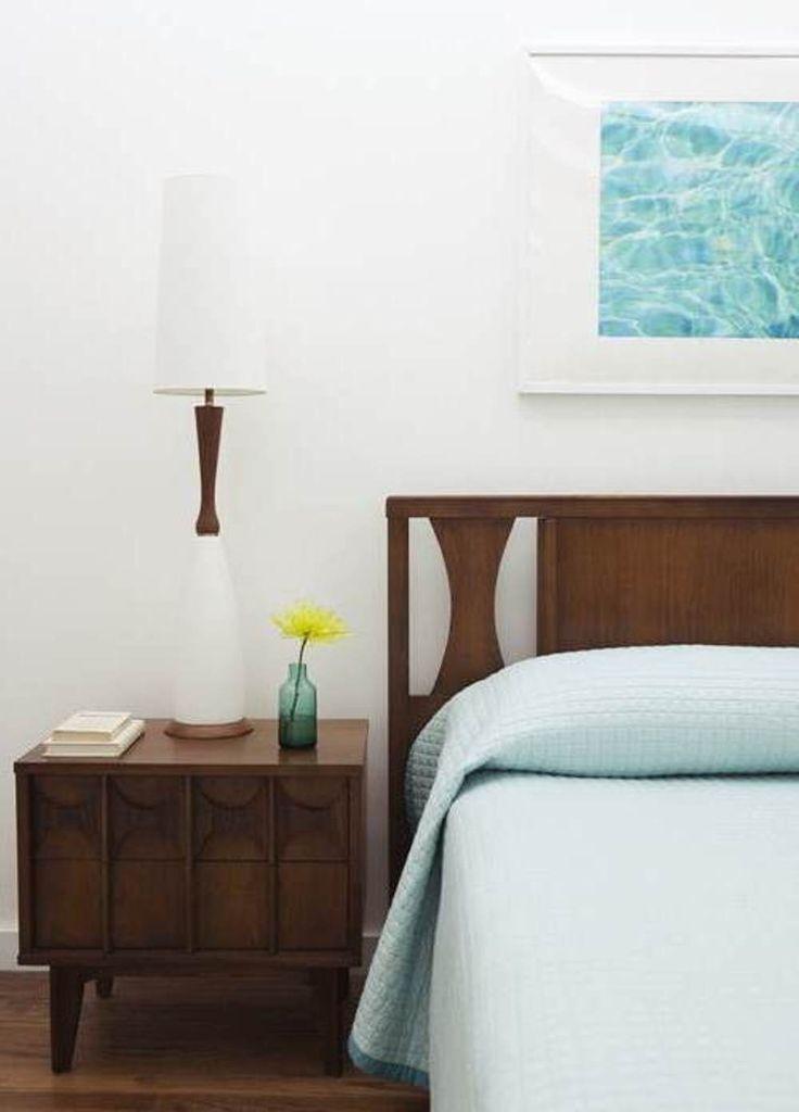 266 best Bedroom images on Pinterest Midcentury modern Vintage