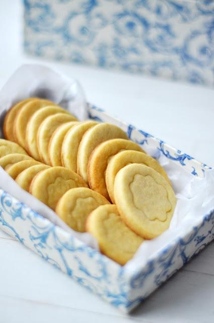 Édes omlós keksz
