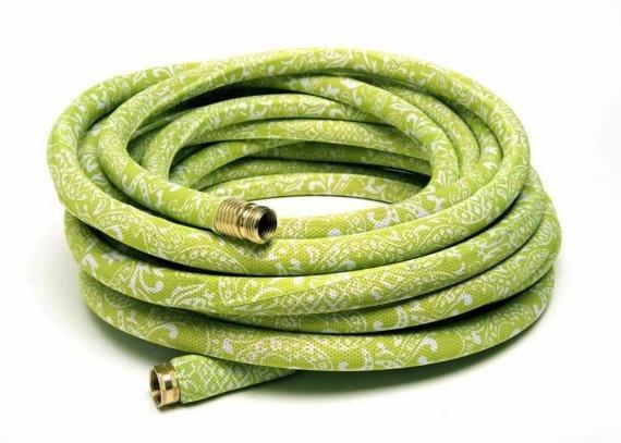 The decorative slipcover for garden hose absolutely for Garden hose idea