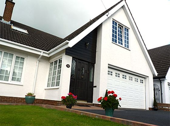9 9 Sectional Garage Door : Best kingspan insulated sectional garage door range