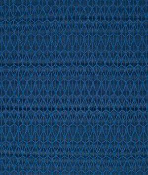 Robert Allen Contract Flip Up Royal Fabric