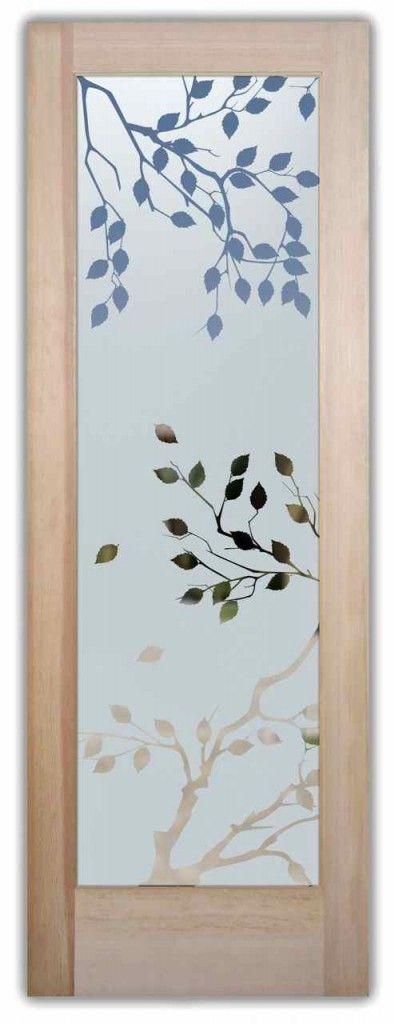 Glass Front Pantry Door Part - 18: Glass Front Doors Cherry Trees