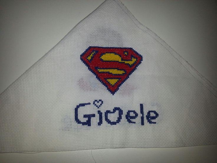 Superman puntocroce