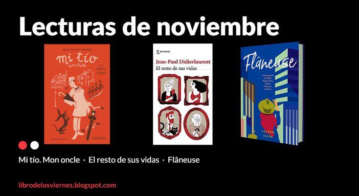 Novedades: #libros que leer en estas fechas