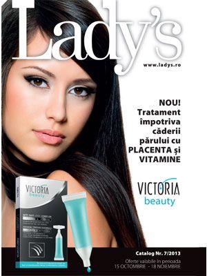Catalog cosmetice Ladys nr 7 pe 2013